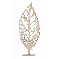 Панно металлическое Листья, фото 1