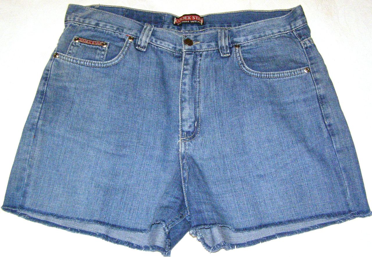 Шорты джинсовые Codexstar