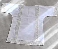 Хрестильна сорочка, фото 2