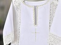 Хрестильна сорочка, фото 5