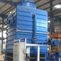 Система контроля и управления вентиляторных градирен и водооборотных систем