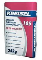 Клей для керамогранита Kreisel 105