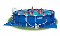 Каркасный бассейн Intex 56952 (549х122 см)