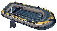 """Надувная лодка """"Seahawk 4"""" Intex 68351"""