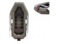 Надувная лодка (Двухместная) Пеликан А-250