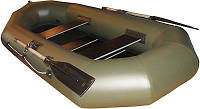 Надувная лодка (Трехместная) Пеликан А-260