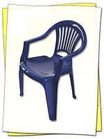 """Кресло пластиковое """"Луч"""" в ассортименте"""