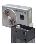 Тепловой насос Microwell HP900 Split Premium (для бассейна до 40 м.куб.) до -15оС