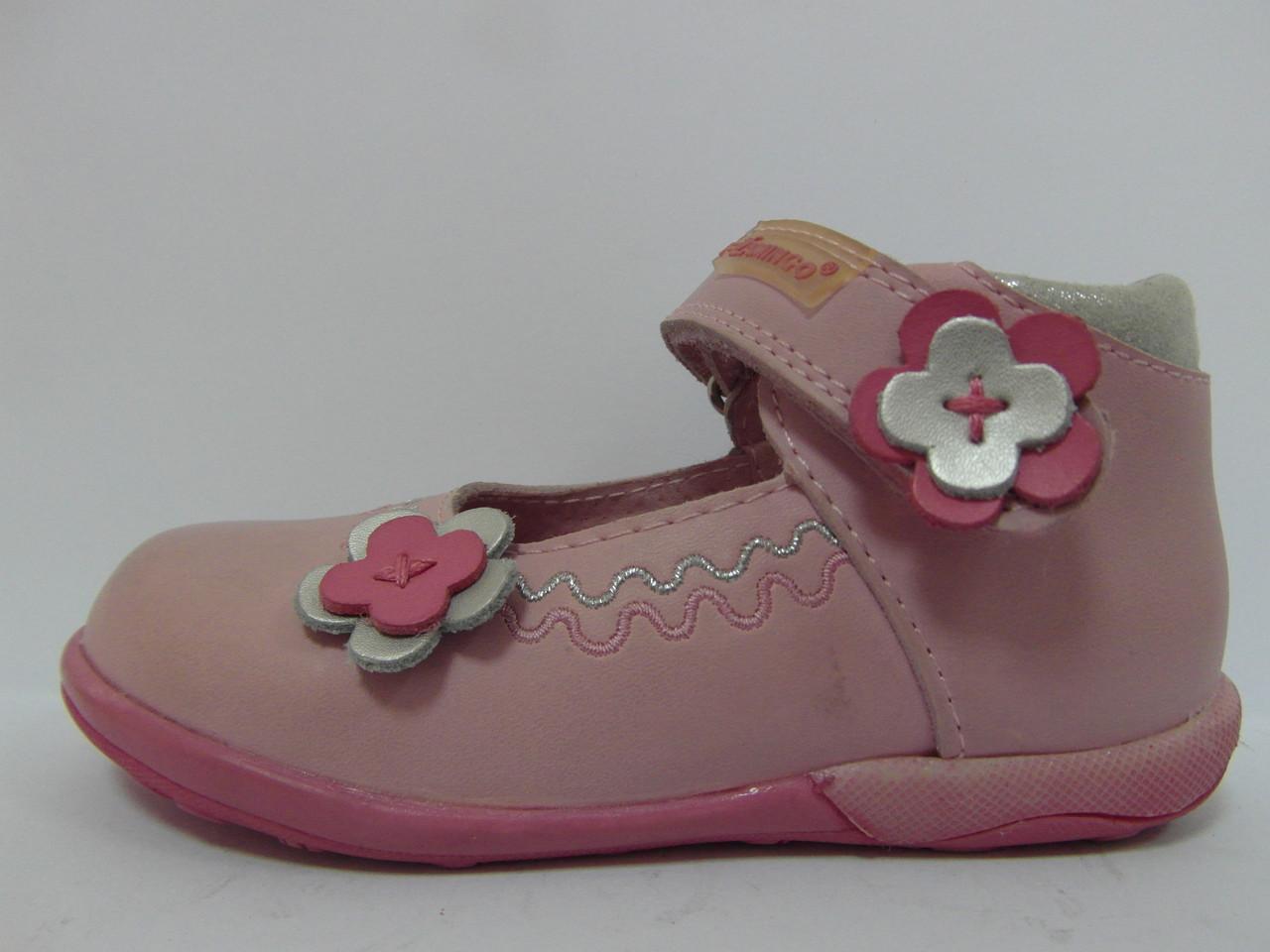 dfdc450a9 Туфельки Фламинго кожа на девочку 22 р., цена 340 грн., купить в ...