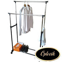 Стойка для одежды двойная SG-0125СВ