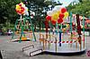 Создание площадки для детей с ОФВ
