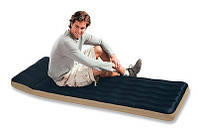 Одноместный надувной матрас Intex 68798