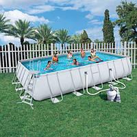Каркасный бассейн в дом BestWay 56278