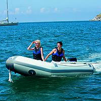 Надувная лодка Caspian с веслами и насосм Bestway 65046