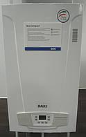 Настенный одноконтурный газовый котел ECO Compact 1.24 F площадь обогрева до 240 м2
