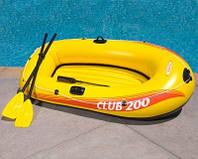 "Надувная лодка ""Club 200"" Intex 58317 в Украине"