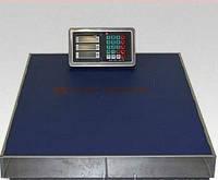 Платформенные весы Олимп TCS-102D-16 (600 кг) в Украине