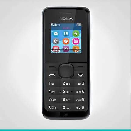 Телефон Nokia 105 Индия Сток, фото 2