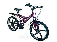 """Детский велосипед Titan AiR20"""" ал. колесо в Украине"""