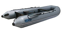 Надувная килевая лодка для охоты и рыбалки, МОДЕЛЬ LU340