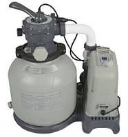 Система очистки воды + фильтр-насос Intex 28682 в бассейн