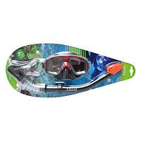 Набор для плавания (маска + трубка) INTEX 55949