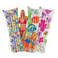 Надувной пляжный матрас Intex 59720