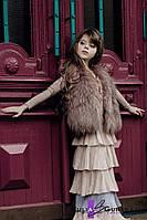 Детская модная юбка качественного кроя 1602/33 ЮГ