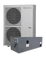 Тепловой насос Microwell HP2000 Split (для бассейна до 80 м.куб.) до -15оC