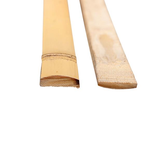 Рейка бамбуковая обработанная