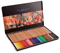 Набор цветных карандашей Marco Renoir 36 цветов в мет. короб.