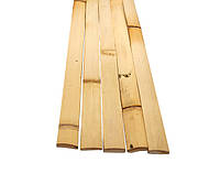 Рейка бамбуковая обработанная обожженная 2820х50х8мм, фото 1