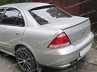 Спойлер Nissan Almera Classic (спойлер на крышку багажника Ниссан Альмера Классик)