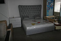 """Ліжко""""Капітоне"""""""