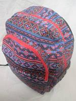 Качественный рюкзак с стильным принтом