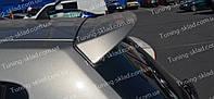 Спойлер Nissan Tiida hatchback (спойлер на заднюю дверь Ниссан Тиида Хетчбэк)