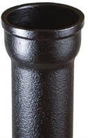 Труба ЧК раструбная Ду 50 L1000