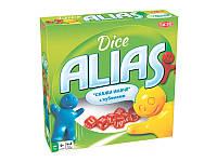Настольная игра Алиас с кубиками (Dice Alias)