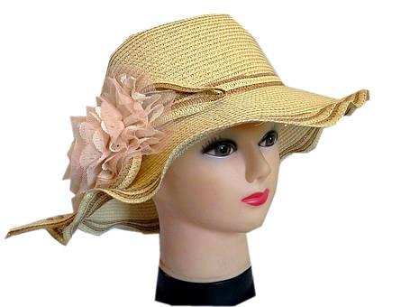 Шляпа кокетка, фото 2
