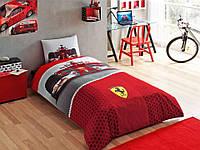 Комплект детского постельного белья FERRARI F1 RACE