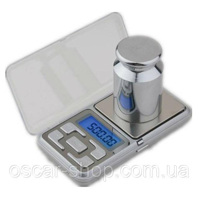 Весы ювелирные мини высокочастотные Pocket Scale MH Series 01
