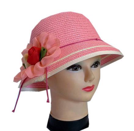 Шляпа  Бутон роз, фото 2