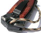 Нож полуавтомат Browning 364, дерево, фото 3