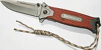 Нож полуавтомат Browning 364, дерево, фото 1
