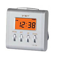 Часы электронные настольные VST 7069 S (наличие цвета уточняйте)