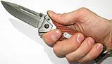 Нож полуавтомат Browning 364, дерево, фото 5
