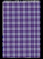 Блокнот на пружине А4 Buromax 48 листов клетка фиолетовый