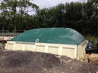 Газгольдер мягкий для биогаза 60 м.куб.