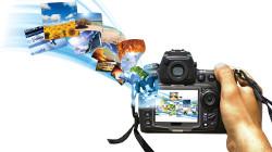 печать фотографий с флешки