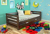 Детская деревянная кровать Немо